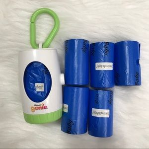 Diaper Genie bag dispenser travel size